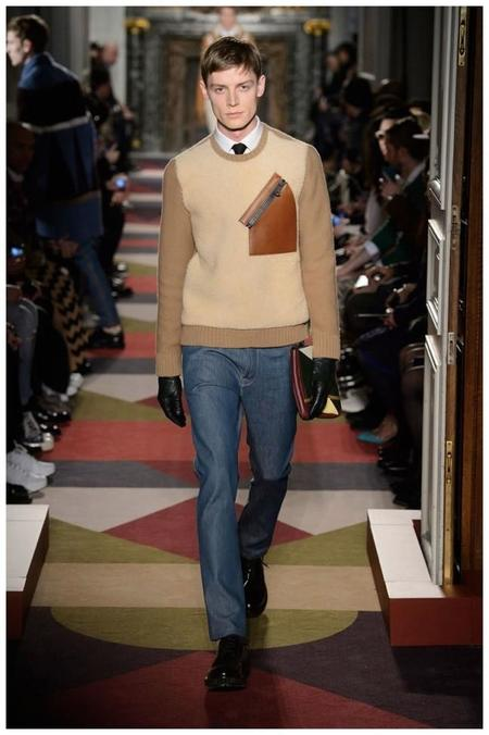 Valentino Men Fall Winter 2015 Menswear Collection 016