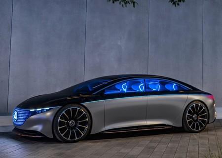 Mercedes-AMG se une a los eléctricos y todo indica que el EQS será su primer ejemplar