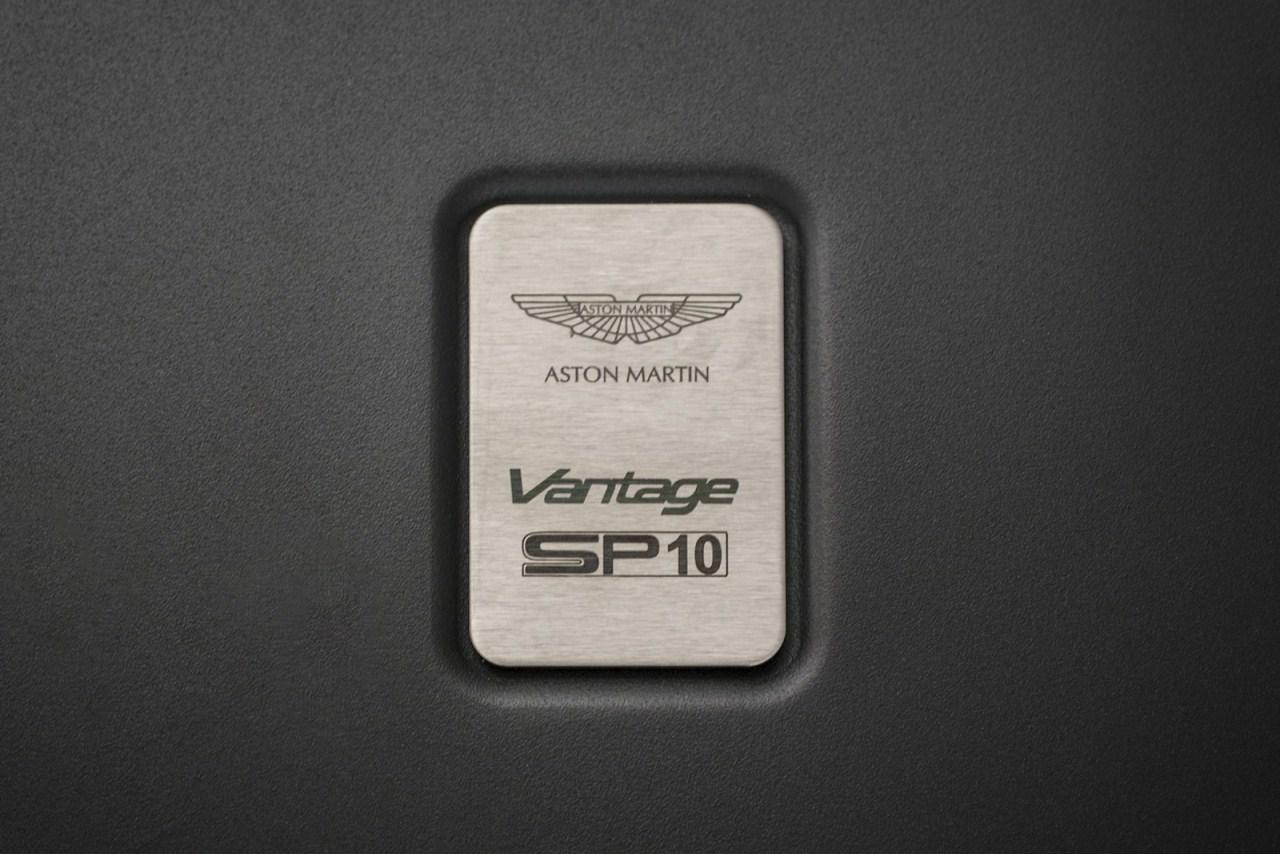 Foto de Aston Martin V8 Vantage SP10 (4/10)