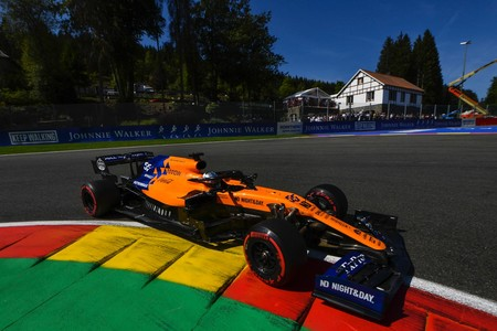 Sainz Belgica F1 2019