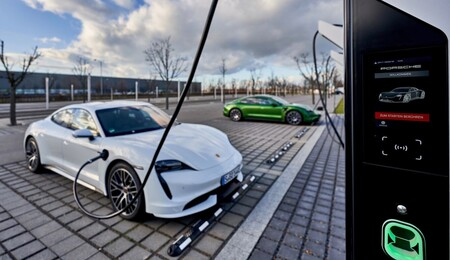 Porsche Iberdrola High Power Charging Network