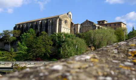 Visitas guiadas a los castillos de Navarra en el verano de 2012