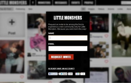 Little Monsters Site