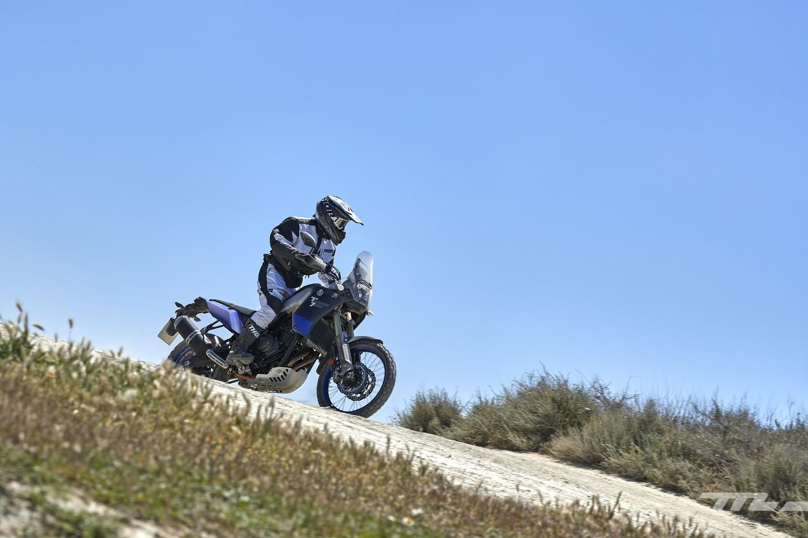 Foto de Yamaha XTZ700 Ténéré 2019, prueba (45/53)