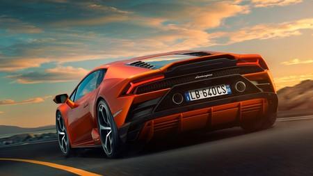 Lamborghini Huracan Evo 2019 007