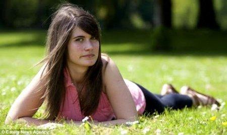 La montaña rusa que frenó el tumor cerebral de una chica de veinte años