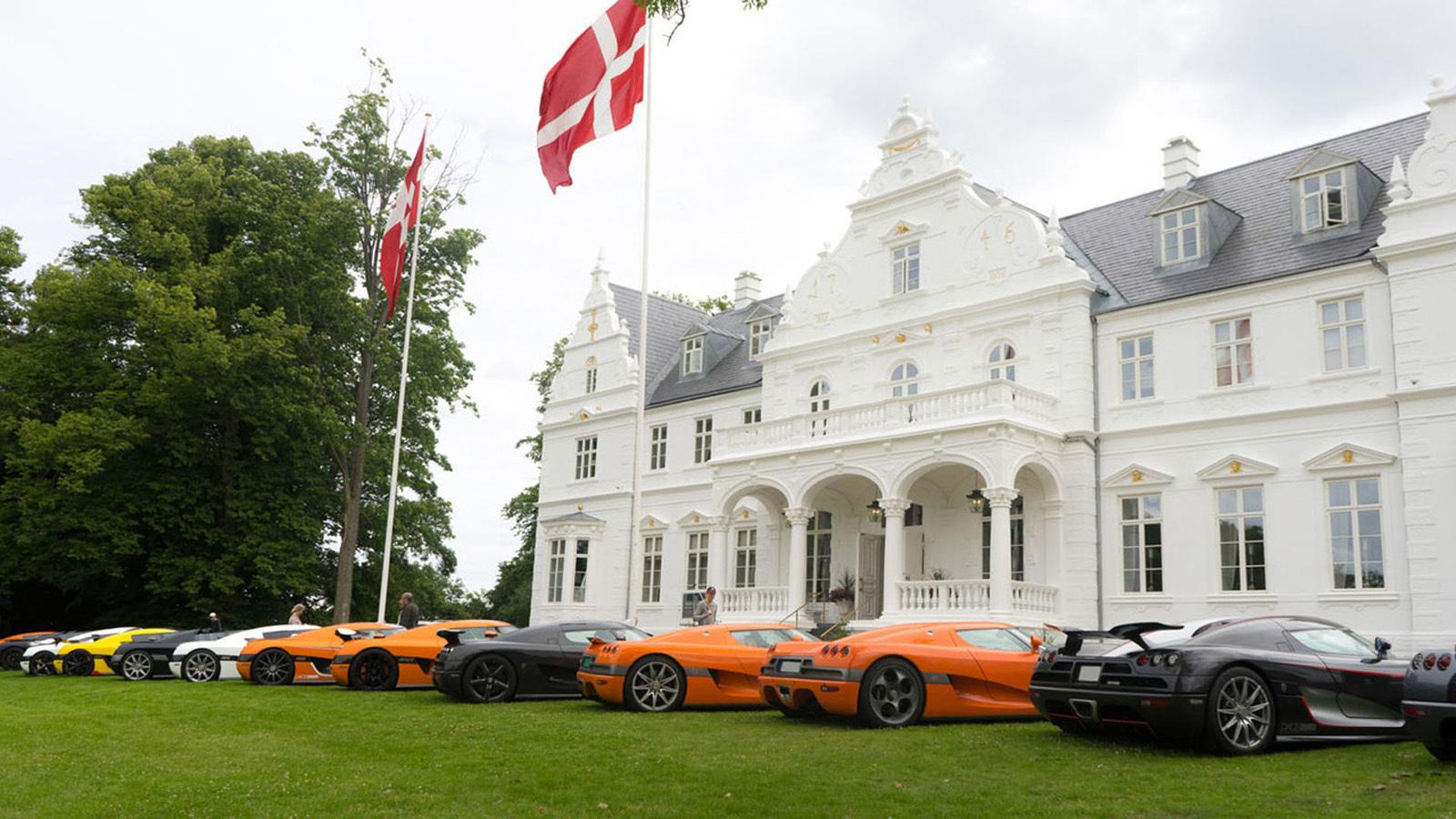 Foto de Koenigsegg Owners Event 2016 (7/22)