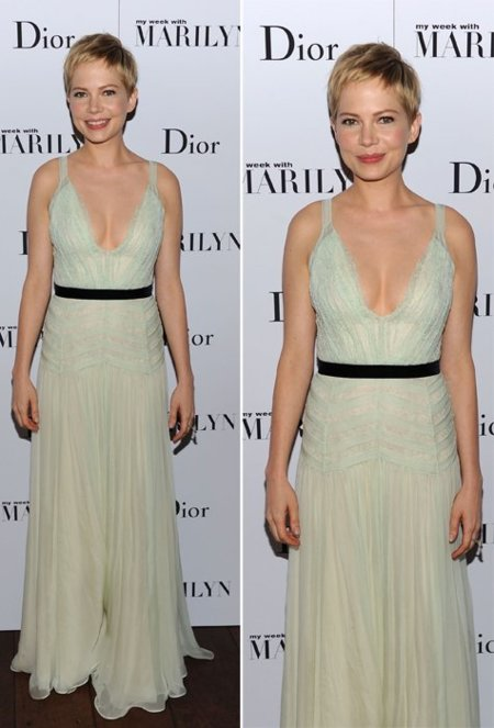 Michelle Williams Dior