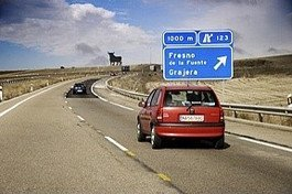 Acondicionamiento de las primeras autovías