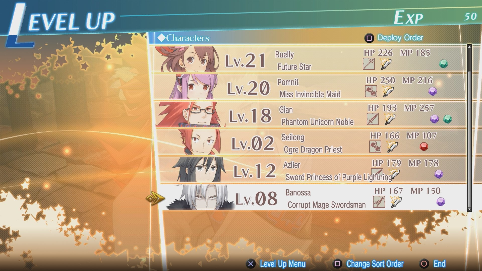 Foto de Summon Night 6: Lost Borders (13/34)