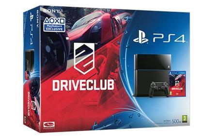 Driveclub se venderá junto a PS4 y viene dispuesto a venderte la consola
