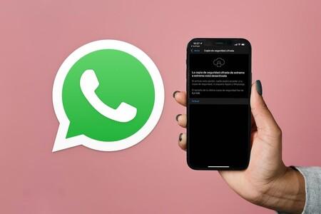 WhatsApp ya te permite cifrar las copias de seguridad en su beta: así funciona