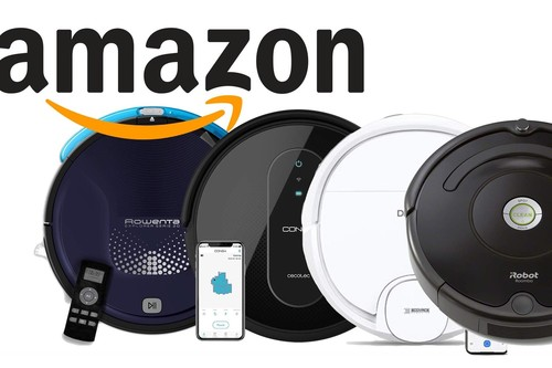 9 ofertas del día y bajadas de precio en robots aspirador de Amazon: Roomba, Rowenta, Cecotec, Ecovacs o Superchef a precios rebajados