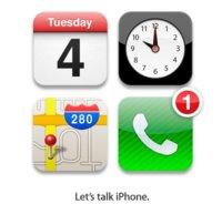 """Apple confirma su evento """"Let's talk iPhone"""" para el 4 de Octubre: llega el nuevo iPhone"""