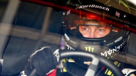 Kurt Busch iniciará su carrera 500 de la Nascar Sprint Cup Series