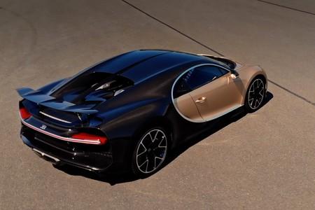 Bugatti Chiron Andy Wallace 3