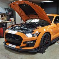Y el premio para el Mustang más bruto del planeta es para este Shelby Mustang GT500 de... ¡1.269 CV!