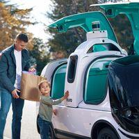 Domino's quiere liderar el futuro de las entregas sin conductor: un coche autónomo ya reparte sus pizzas