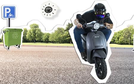 Invicta DTR: el scooter eléctrico más barato del fabricante español cuesta 1.995 euros y ofrece hasta 130 km de autonomía