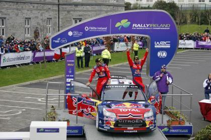 Lo mejor y peor del Rally de Irlanda