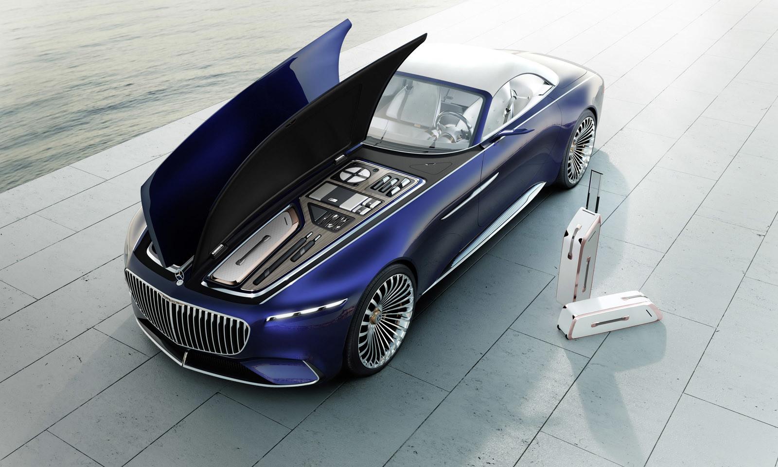 Foto de Vision Mercedes-Maybach 6 Cabriolet (11/12)