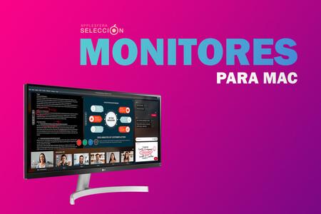 Qué monitor comprar para Mac en 2021: Guía de monitores de alta definición para Mac mini y MacBook
