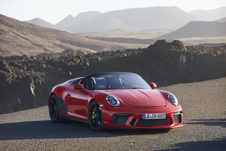 Foto de Porsche 911 Speedster 2019 (11/43)