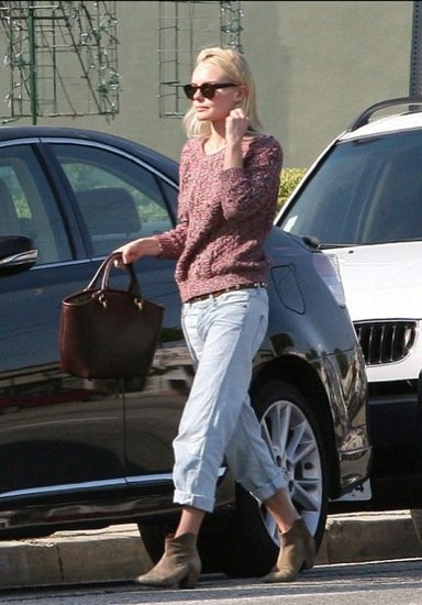 Kate Bosworth pantalones vaqueros