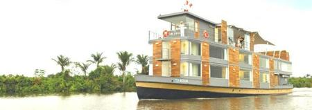 Cruceros por el Amazonas, la naturaleza en estado puro