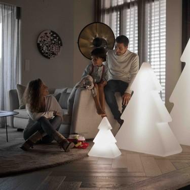 Las lámparas de New Garden ponen en Navidad autenticidad y música donde quieras