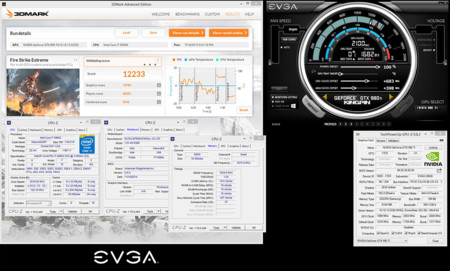Evga Geforce Gtx 980ti Kingpin 3dmark Record