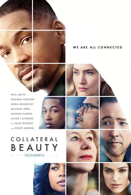 Cartel de Belleza Oculta (Collateral Beauty)