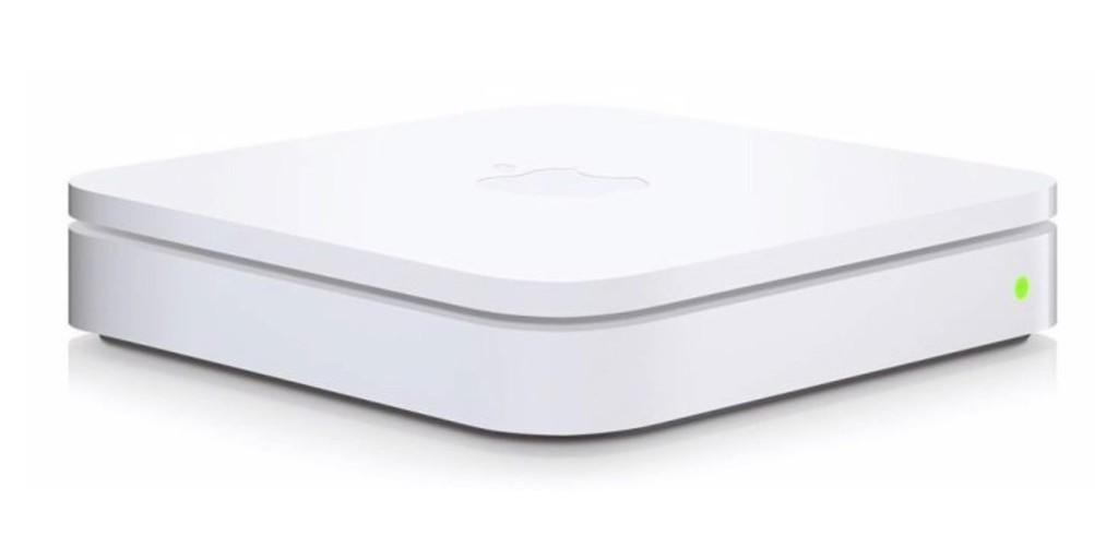 Apple actualiza la Utilidad AirPort para que sea semenjante con iOS℗ 13