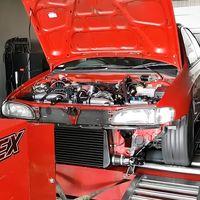 ¡Hasta las 11.000 rpm y más allá! Este Impreza del 94 tiene más de 700 CV y un sonido descomunal