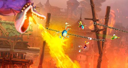 Más imágenes de 'Rayman Legends' y un vídeo para ir abriendo boca