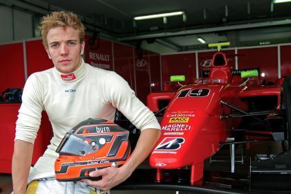 Entrevista: viendo la Fórmula 1 a pie de pista con Dani Clos