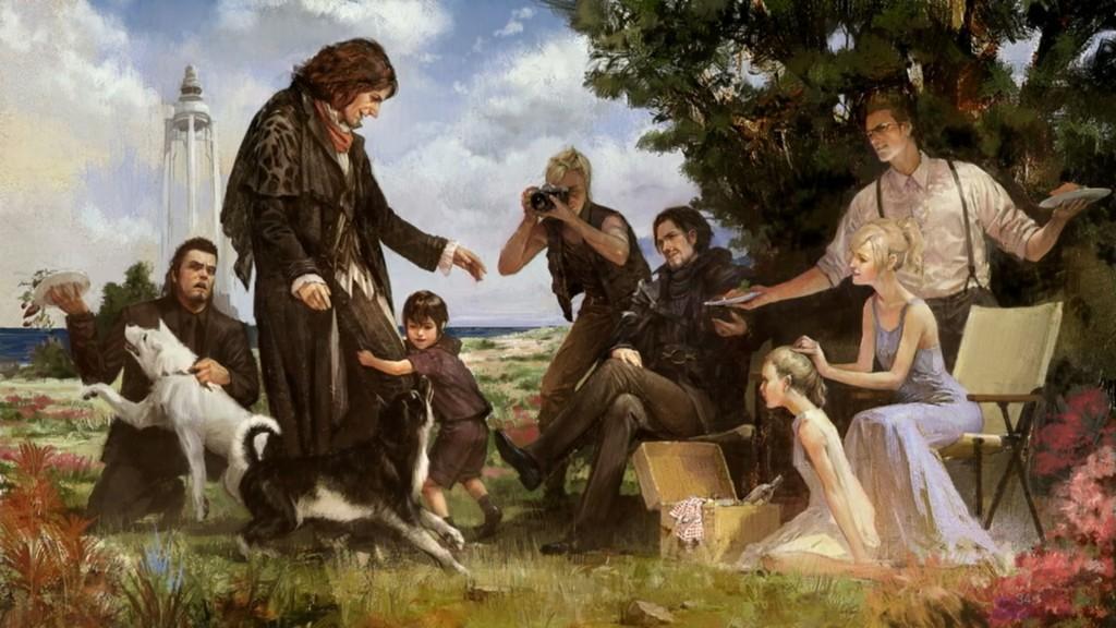 Final Fantasy Xv Episodios 2018