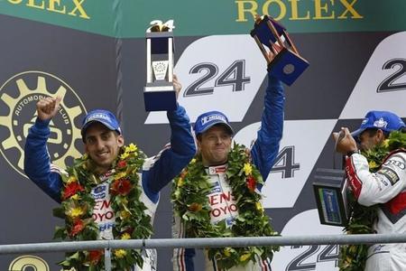 De la puerta trasera de la Fórmula 1 al podio de Le Mans