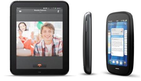 HP TouchPad, Pre3 y Veer ya están listos