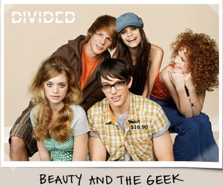 Beauty and the Geek de H&M