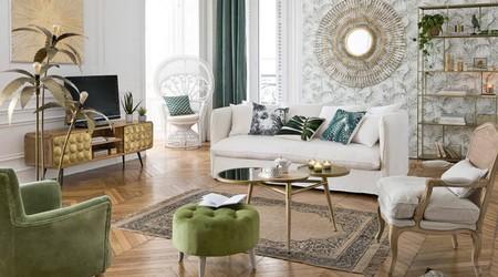 Estas 4 compras nada caras en las rebajas de Maisons du Monde suman el estilo (y la personalidad) al salón que estás buscando