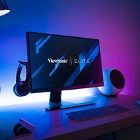 ViewSonic ofrecerá soporte para consolas de nueva generación en sus monitores gaming con resolución QHD
