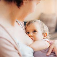 El 90 por ciento de las embarazadas desea amamantar a sus bebés, pero a los seis meses solo el 30 por ciento lo sigue haciendo