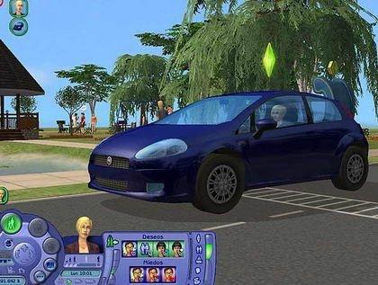 Los Sims ya tienen su Fiat Grande Punto