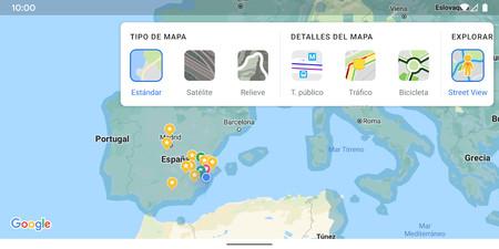 Cómo activar la nueva capa Street View de Google Maps para Android