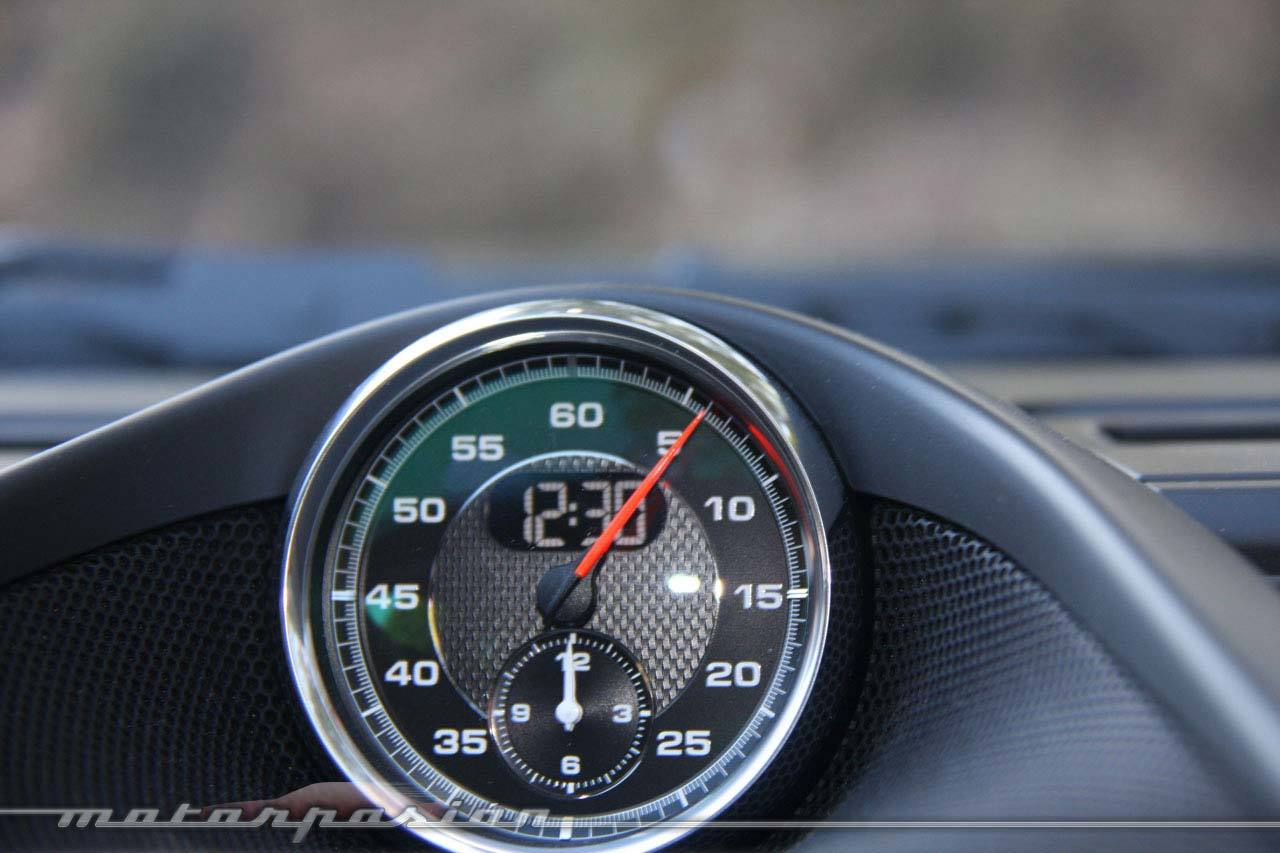Foto de Porsche Panamera S Hybrid (prueba) (44/94)