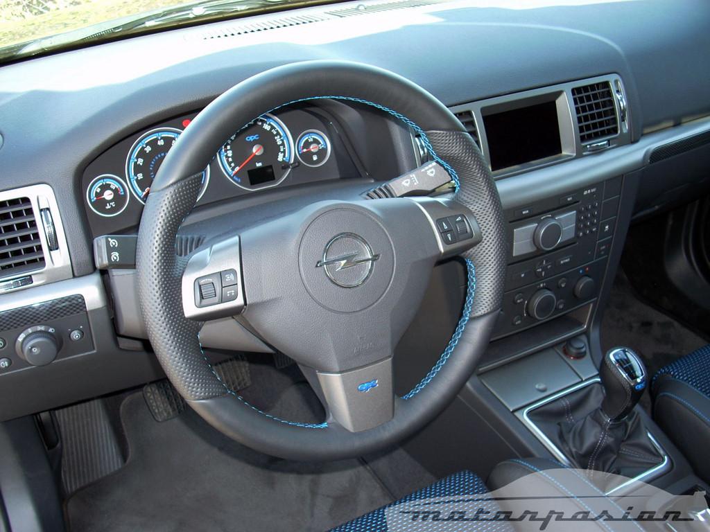 Foto de Opel Vectra SW OPC (27/42)
