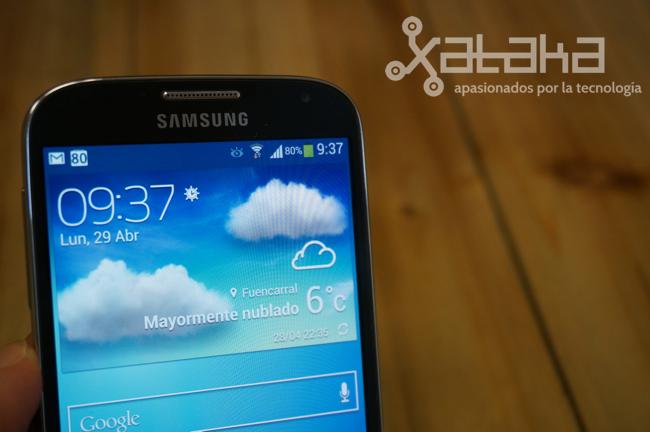 Foto de Samsung Galaxy S4 galería (23/27)