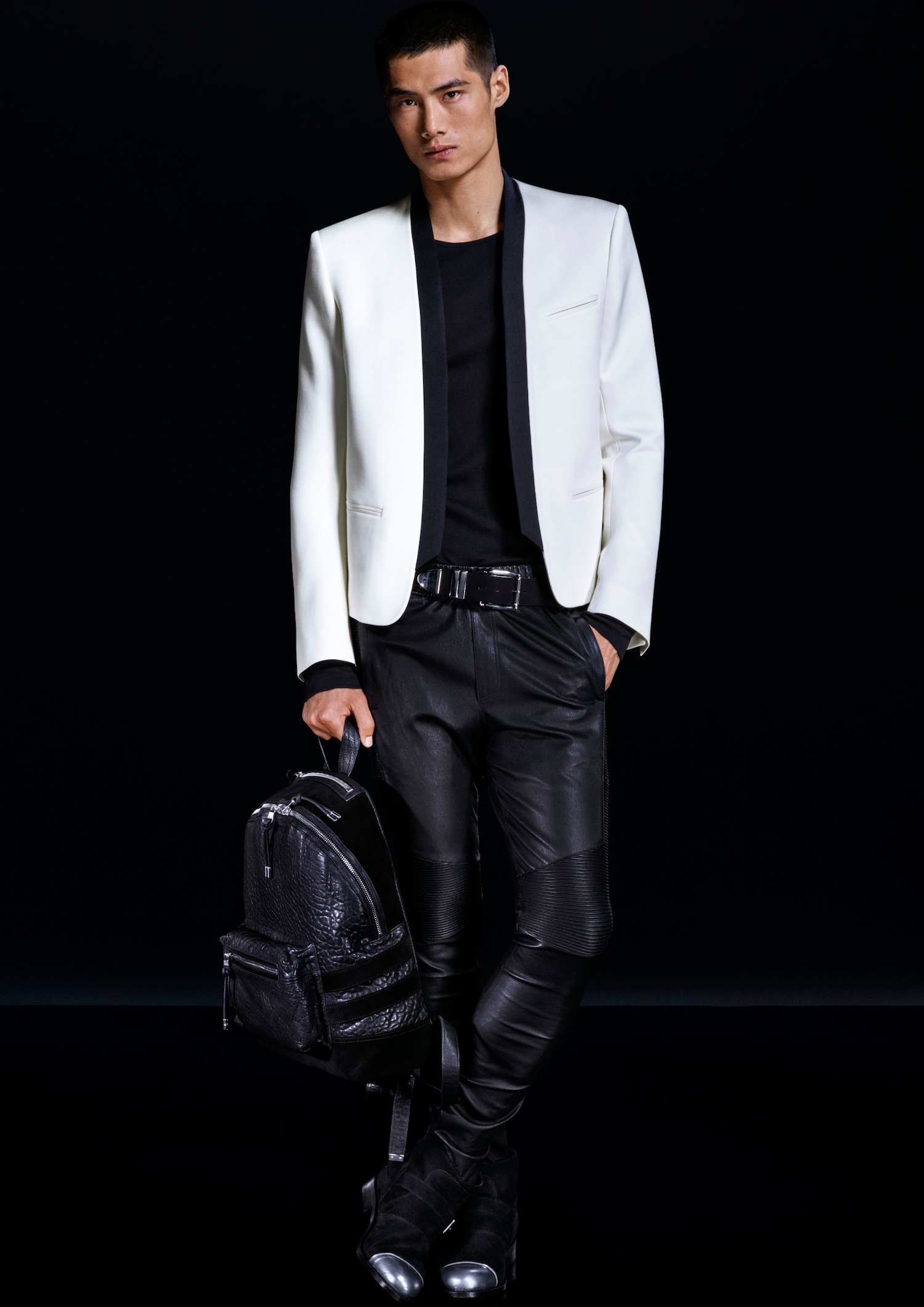 Foto de Lookbook de H&M x Balmain (21/38)
