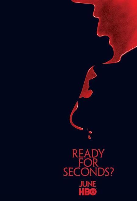 Poster True Blood Segunda Temporada